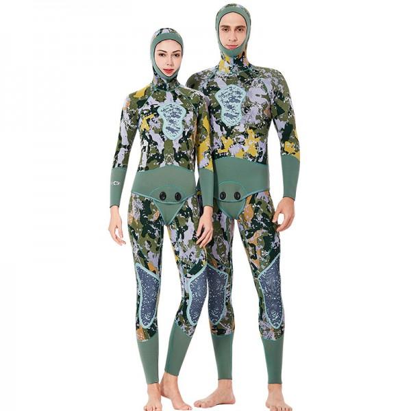 3MM Wetsuit Neoprene Wetsuit For Women & Men Full Body Wetsuit