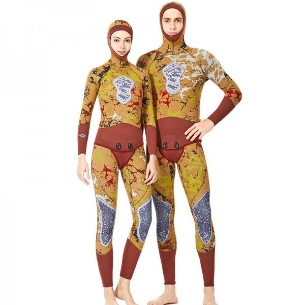 3MM Wetsuit Diving Suit Women Neoprene Wetsuit Full Body Wetsuit Mens