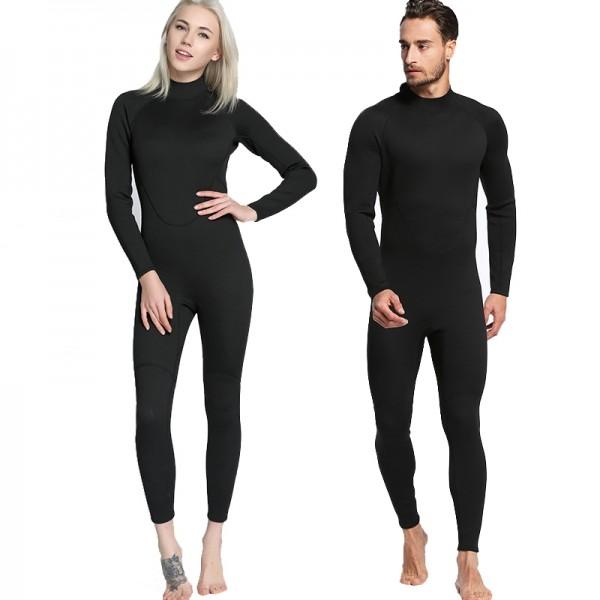 Diving Suit Women Wetsuits Full Body Wetsuit Mens 2MM Wetsuit