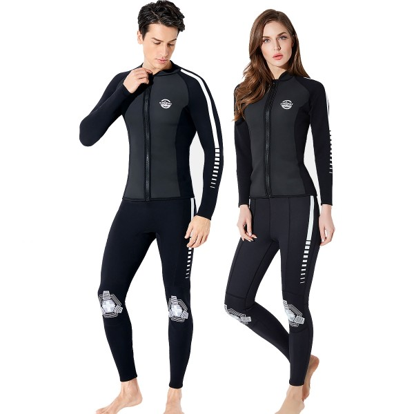 Diving Wetsuit Full Suit For Womens & Men 2MM Wetsuit