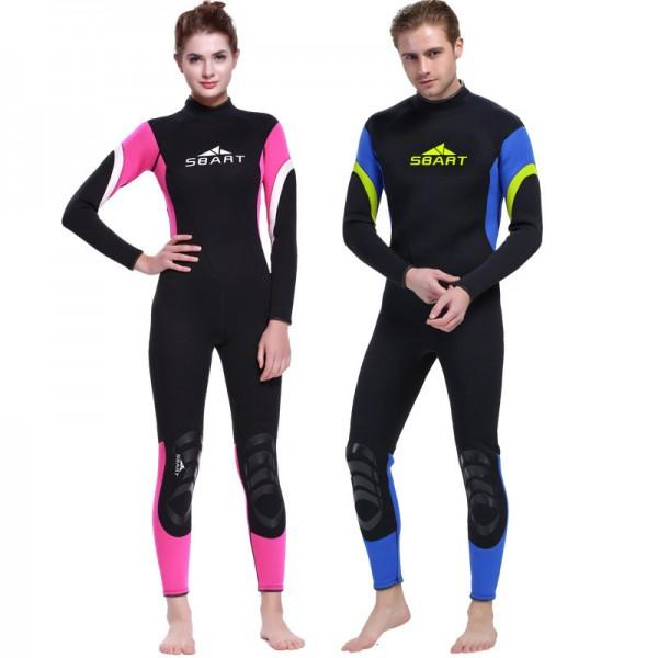 3MM Wetsuit Cold Water Wetsuit Wet Suit Men Diving Suit Women