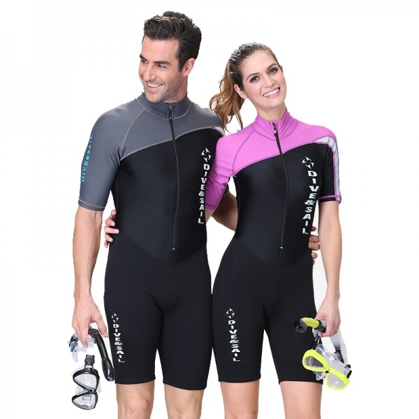 Rash Guard Swimwear UPF 50+ Womens & Mens Surf Wetsuits Swimwear
