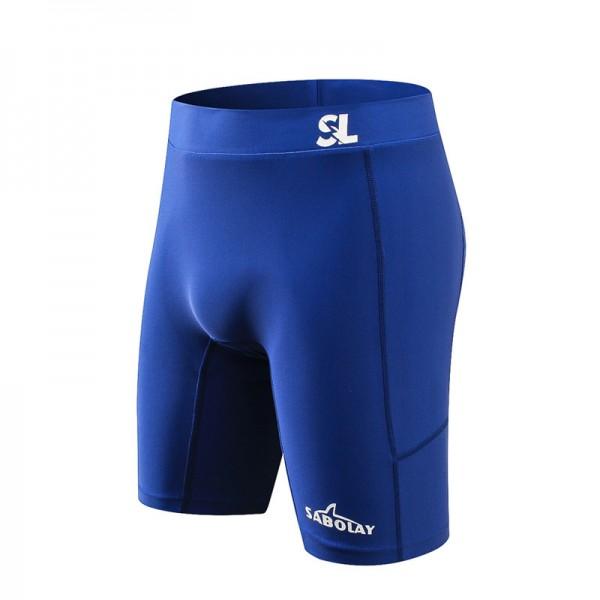 Quick Dry Men's Wetsuit Short Pants for Swimming Rash Guards