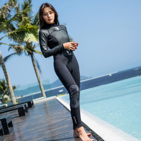 1.5MM Wet Suit Womens Wetsuits Diving Suit Full Body Wet Suit