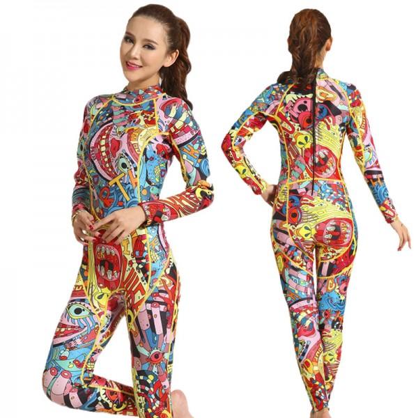 2.5MM Wet Suit Womens Wetsuits Sale Diving Suit UPF 50+