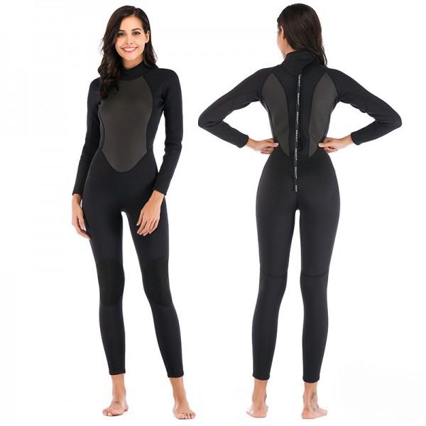 3MM Wetsuit Best Womens Wetsuits Full Body Wet Suit