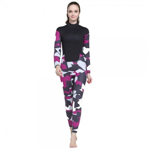 3MM Wetsuit Sale Diving Suit Womens Full Body Wet Suit