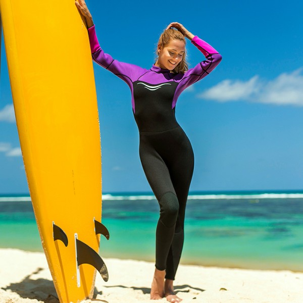 3MM Wetsuit Ladies Wetsuit Full Body Wetsuit Cold Water Wetsuit