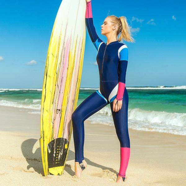 Surfing Wetsuits Surf Suit Rash Guard Womens Surf Suit Anti-UV